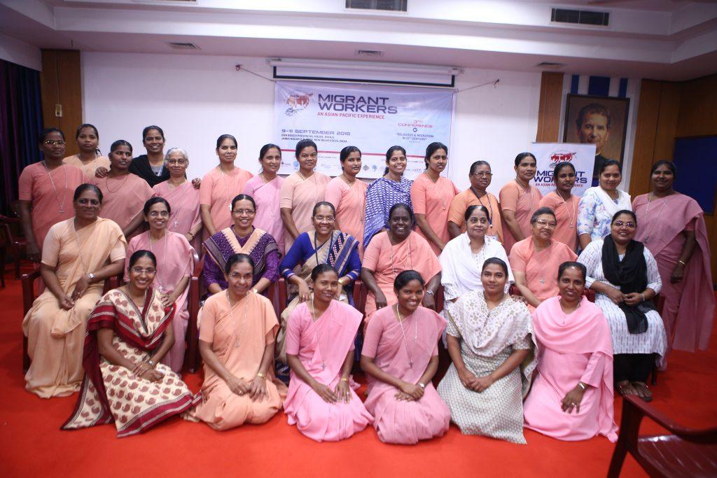 Sœurs de St. Joseph en Inde